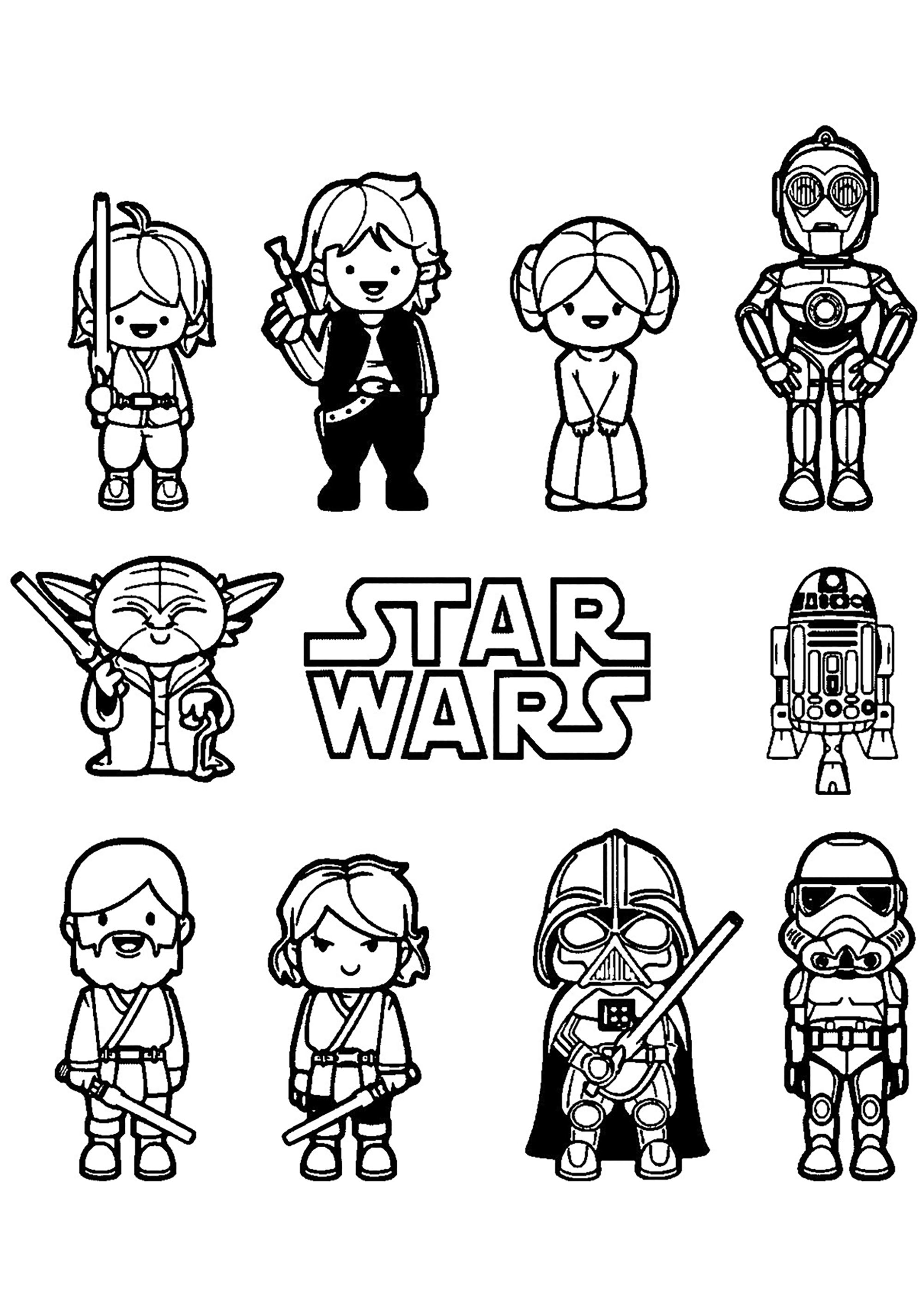 star wars pictures to print free printable star wars the last jedi coloring pages wars print pictures to star