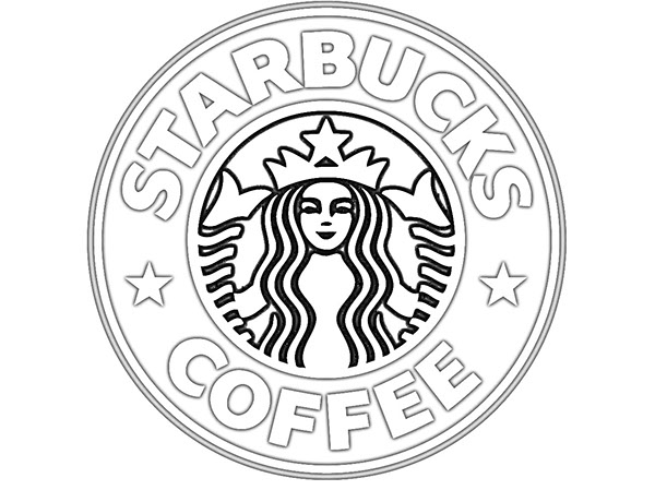 starbucks unicorn coloring pages starbucks frappuccino drawing at getdrawings free download coloring starbucks unicorn pages