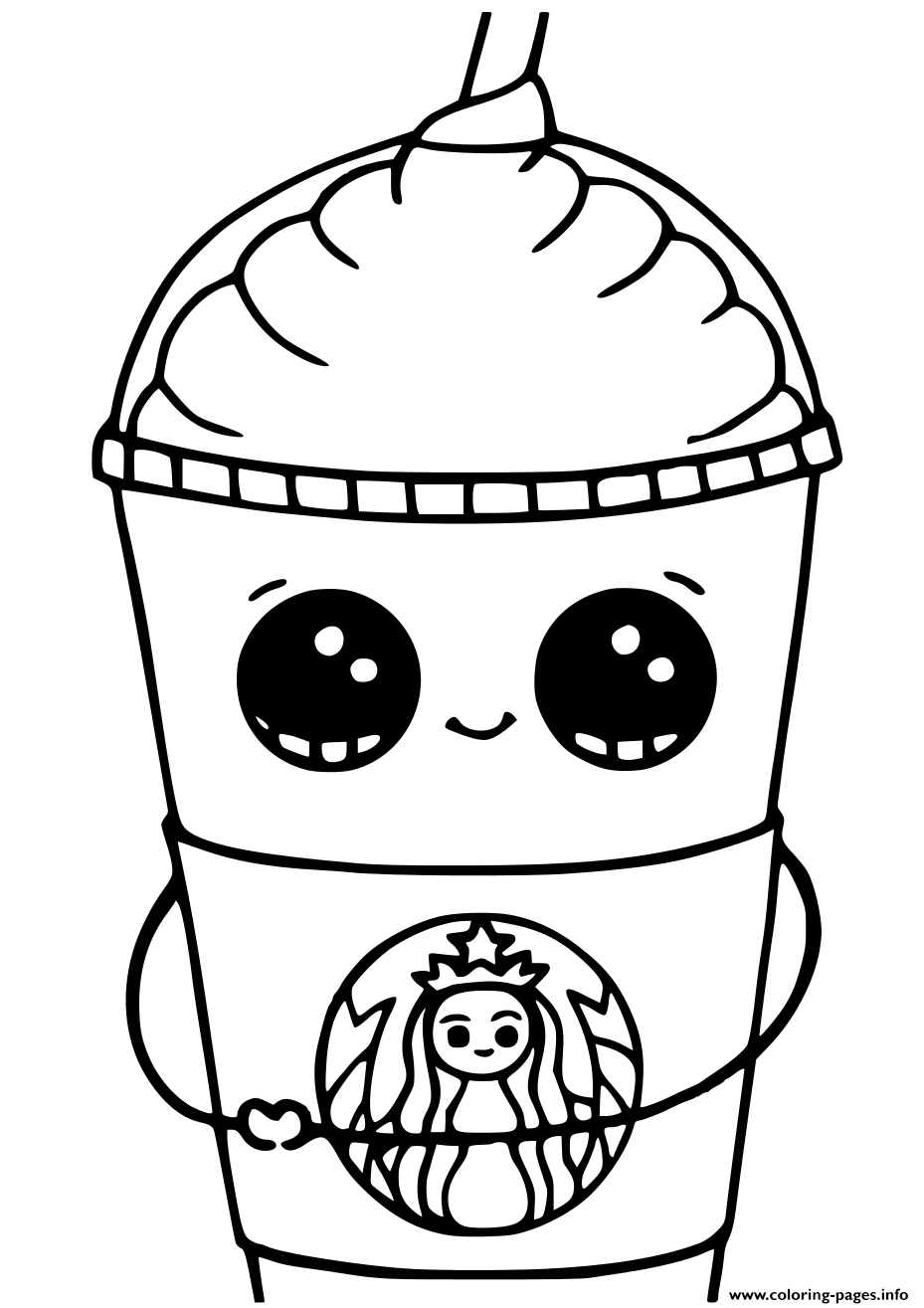 starbucks unicorn coloring pages starbucks frappuccino drawing at getdrawings free download pages coloring unicorn starbucks