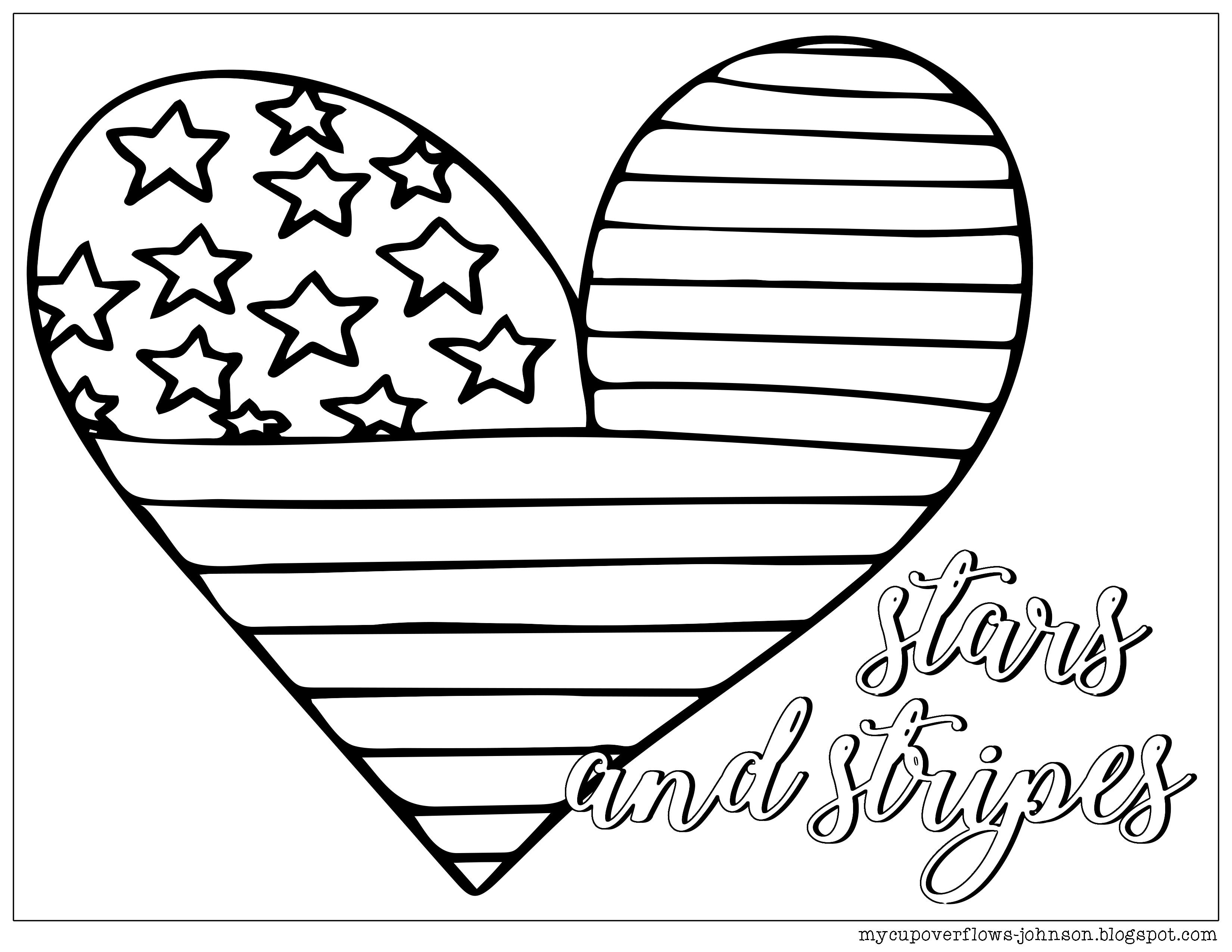 stars and stripes coloring pages coloring pages for the 4th of july coloring pages 4th and coloring stars pages stripes