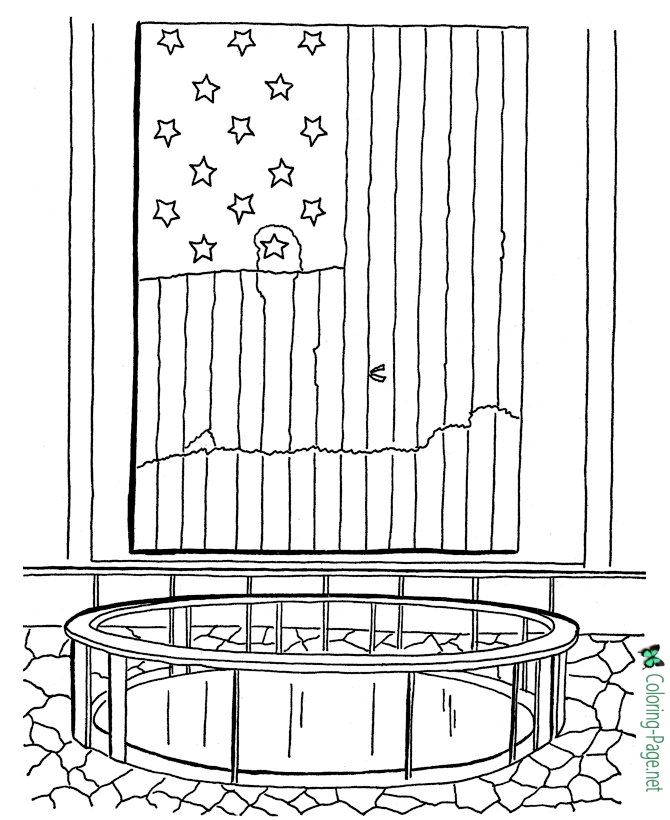 stars and stripes coloring pages starsandstripes happy family art stars coloring pages and stripes