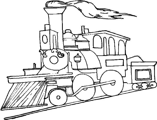 steam train colouring pages steam train run in speed coloring page netart steam train colouring pages