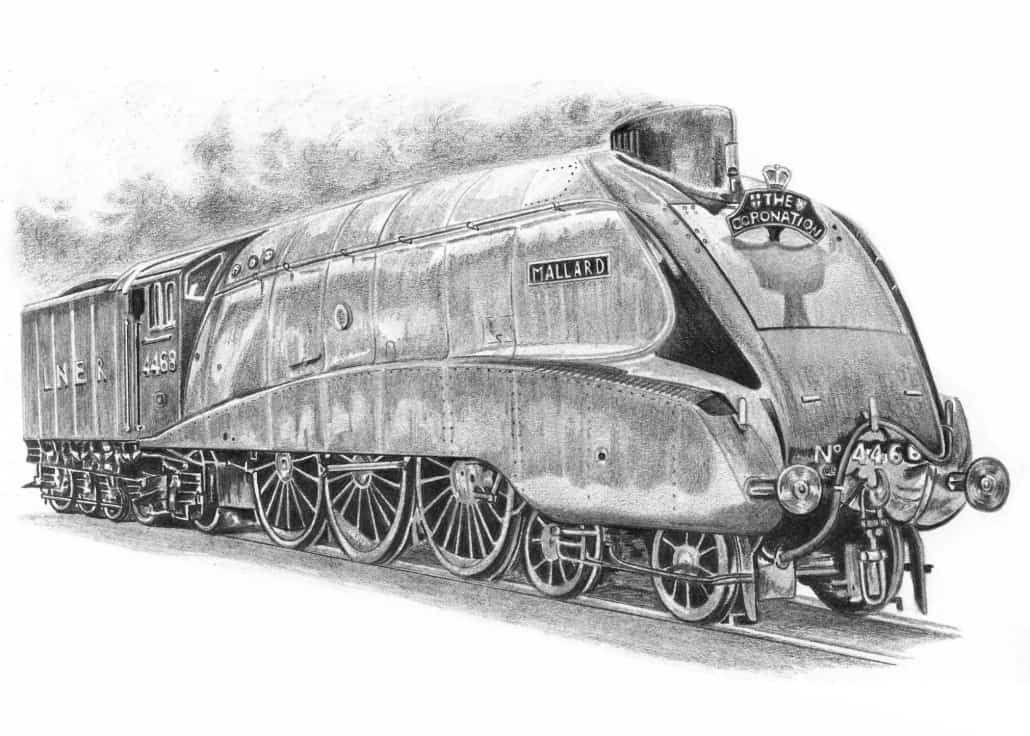 steam train sketch steam train drawing at paintingvalleycom explore steam sketch train