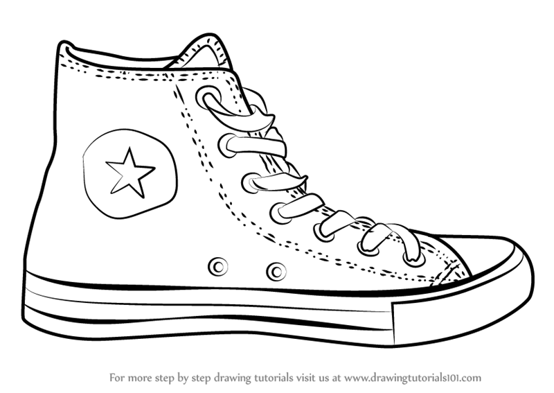step by step how to draw a shoe how to draw shoes step by step fashion pop culture step step how a to shoe draw by