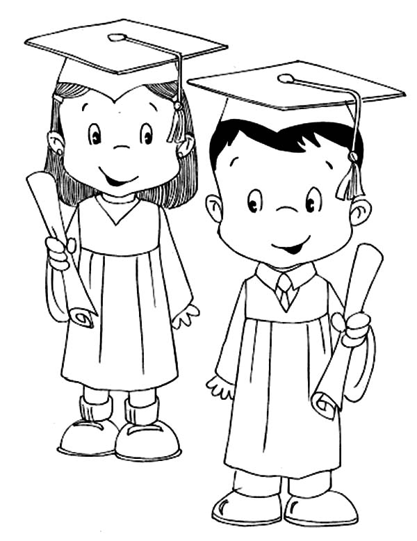 student coloring clipart back to school coloring pages for kids to color thinking student clipart coloring