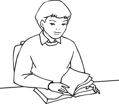 student coloring clipart download online coloring pages for free part 25 student clipart coloring