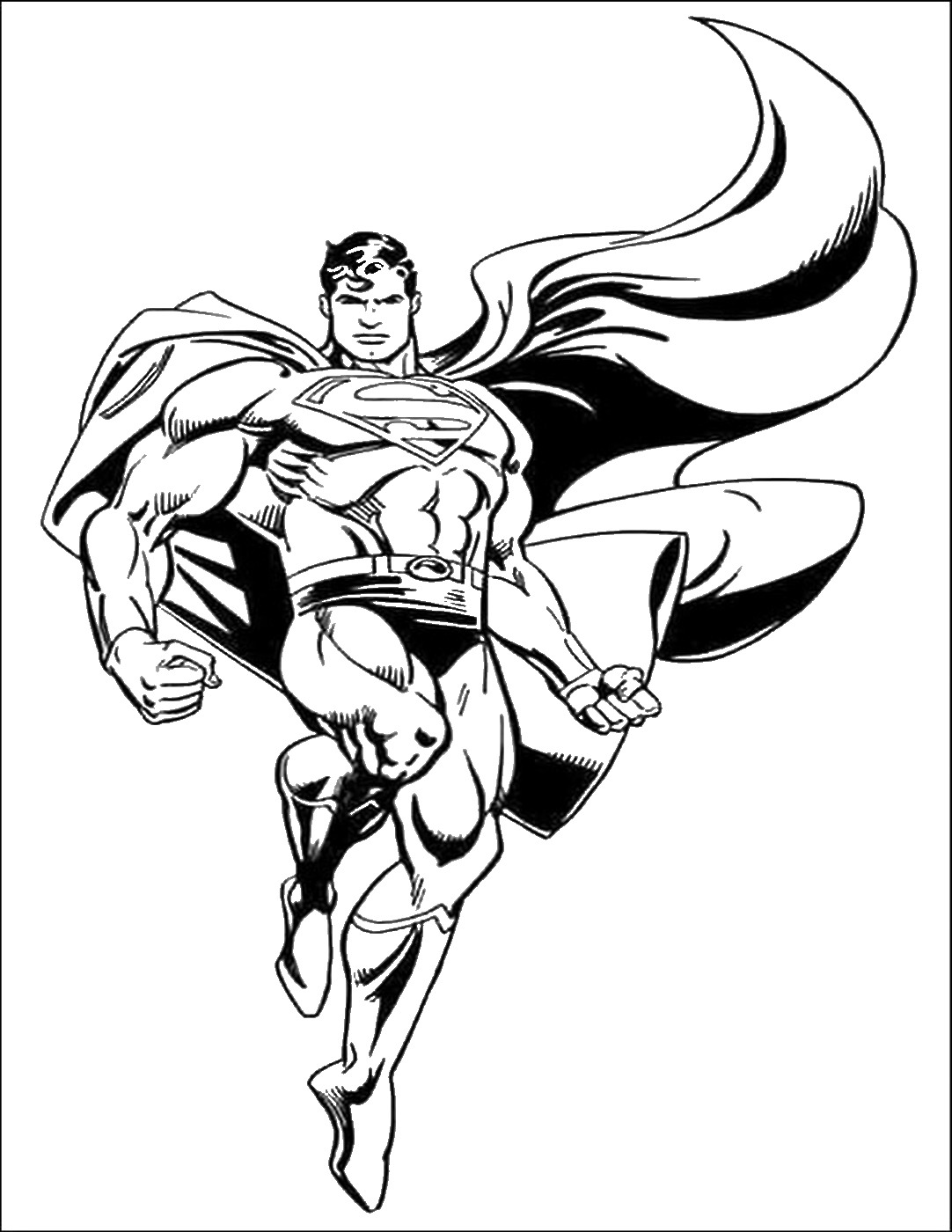 superman coloring pages free get this superman coloring pages free printable 35749 free superman coloring pages