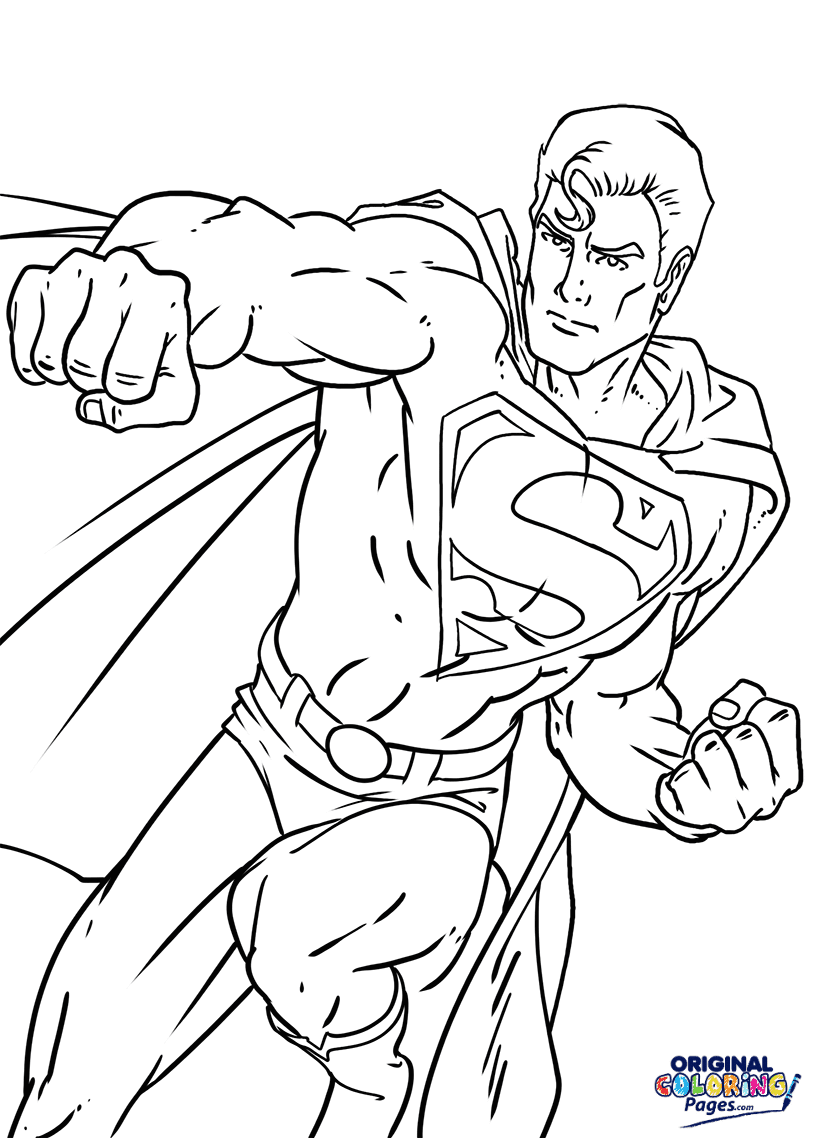 superman free coloring pages free printable superman coloring pages for kids free superman pages coloring