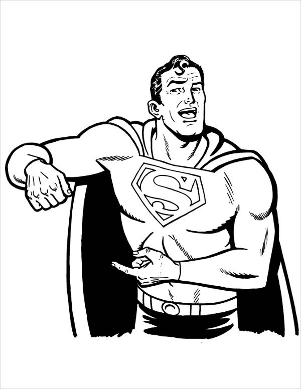 superman free coloring pages sly superman coloring pages printable bill website pages coloring free superman