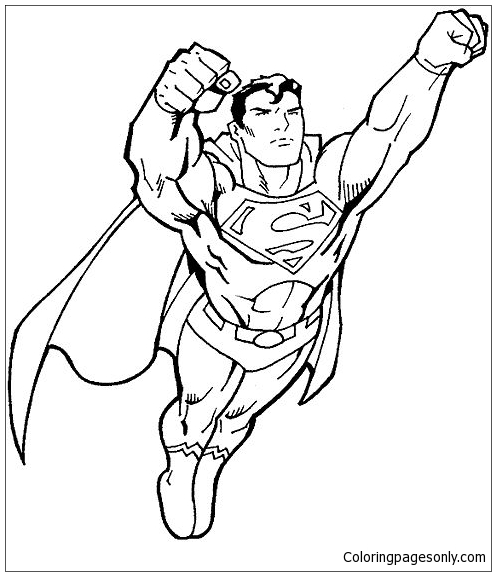 superman free coloring pages superman coloring page coloring pages original free superman pages coloring