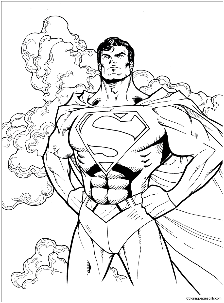 superman free coloring pages superman coloring pages clipart panda free clipart images pages free superman coloring