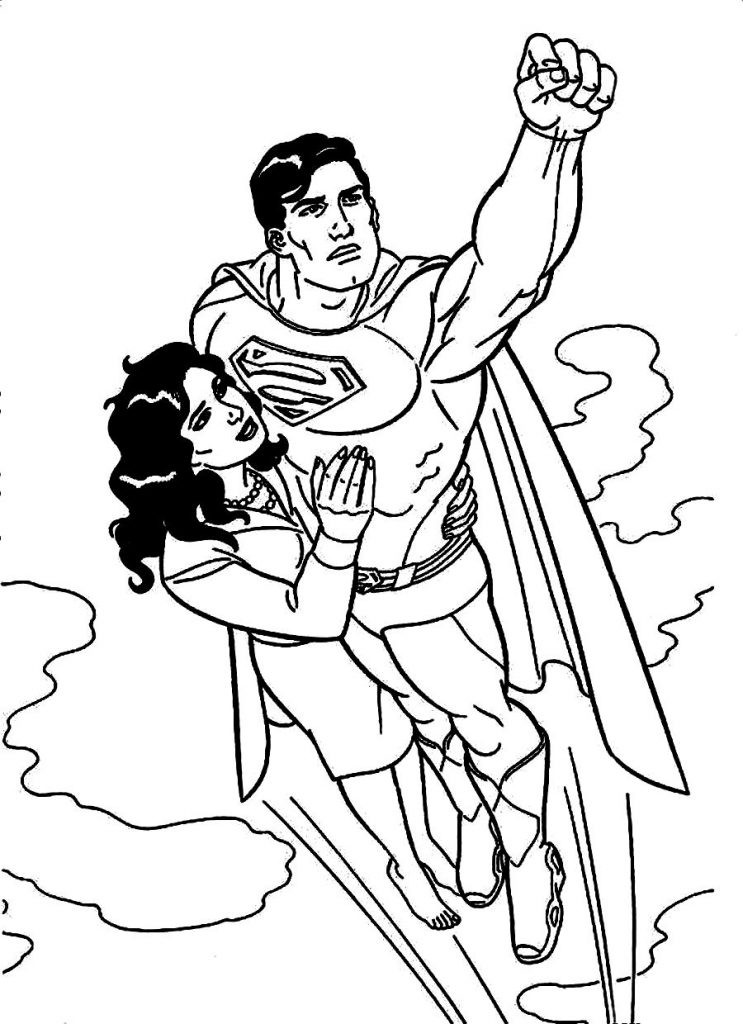 superman free coloring pages superman coloring pages free pages superman coloring