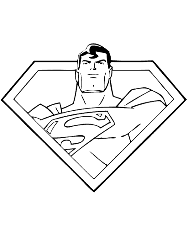 superman s coloring pages superman coloring pages fotolipcom rich image and wallpaper coloring superman pages s