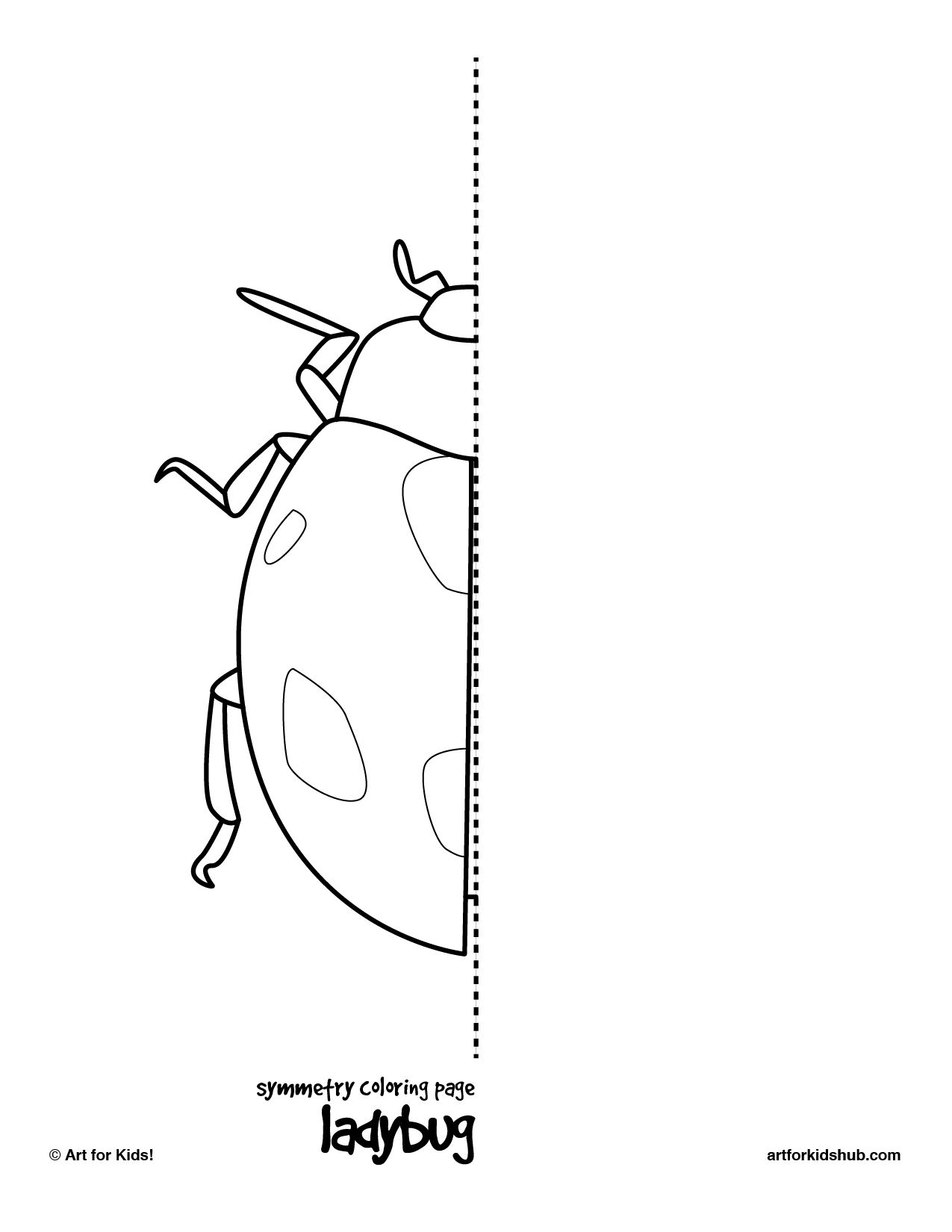 symmetry coloring pages symmetrical coloring pages free printable online coloring symmetry pages