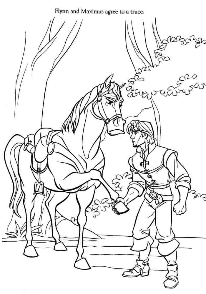 tangled the series coloring pages rapunzel tangled the series coloring pages print tangled coloring pages the series