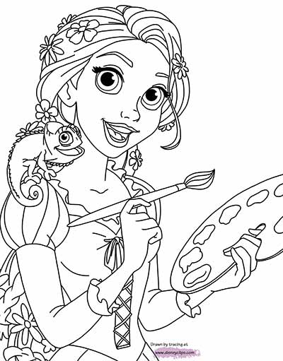 tangled the series coloring pages tangled the series coloring pages printable coloring series the tangled pages