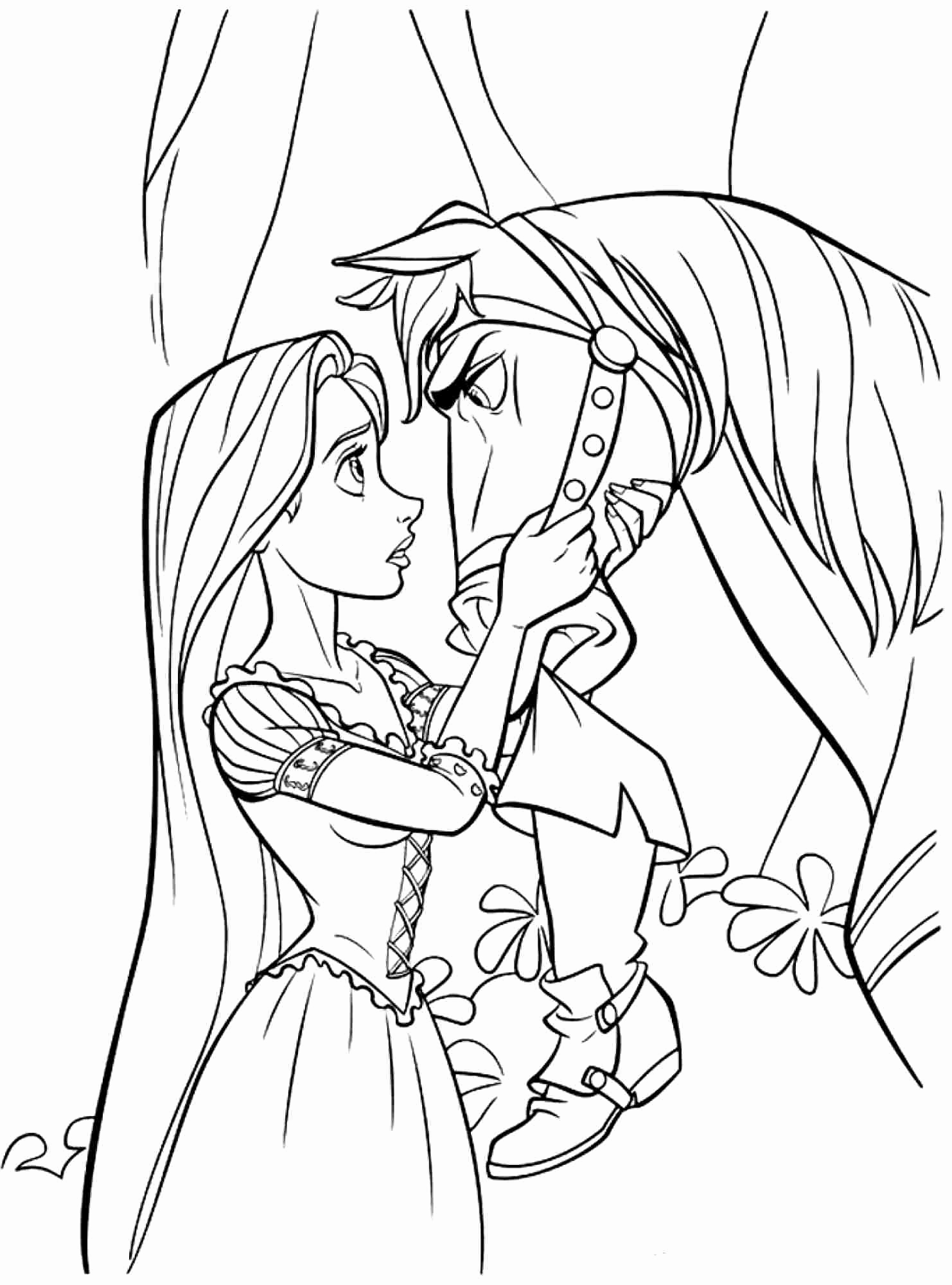 tangled the series coloring pages tangled the series coloring pages printable pages the series coloring tangled