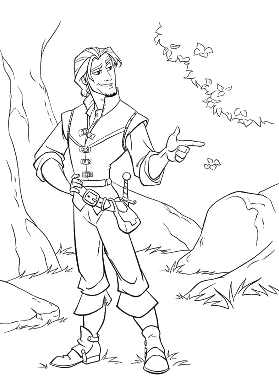 tangled the series coloring pages tangled the series coloring pages printable pages the tangled coloring series