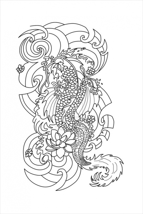 tattoo coloring pages printable elephant tattoo relaxing coloring pages for adults pages tattoo printable coloring