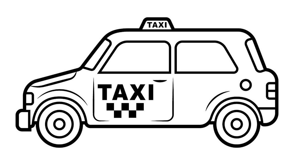 taxi colouring pages awesome taxi driver fine car coloring page cars coloring pages taxi colouring