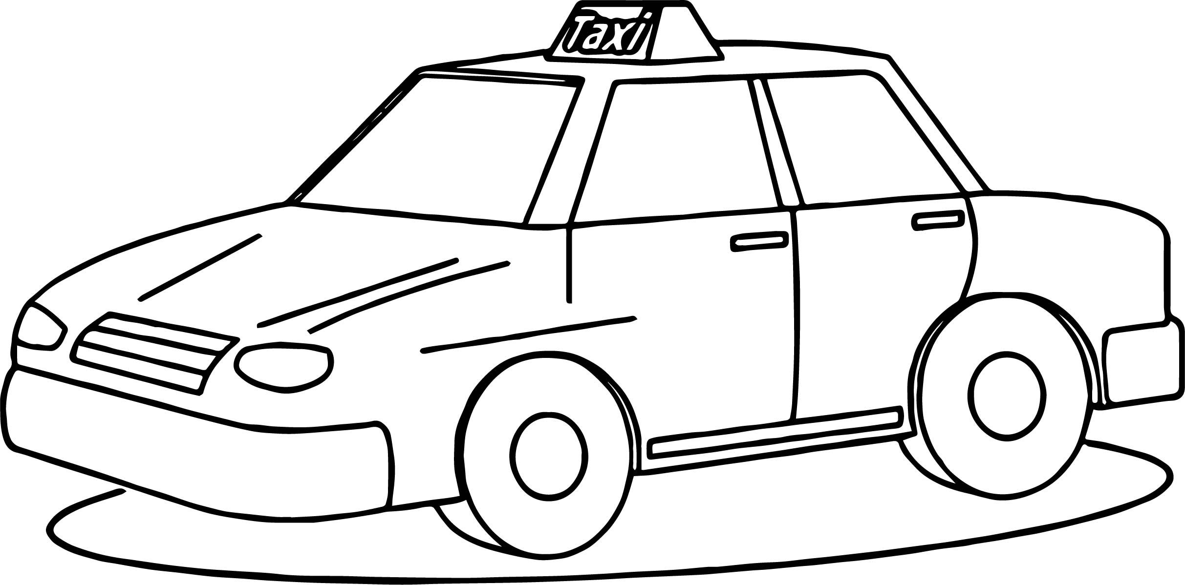taxi colouring pages taxi coloring pages to download and print for free colouring taxi pages