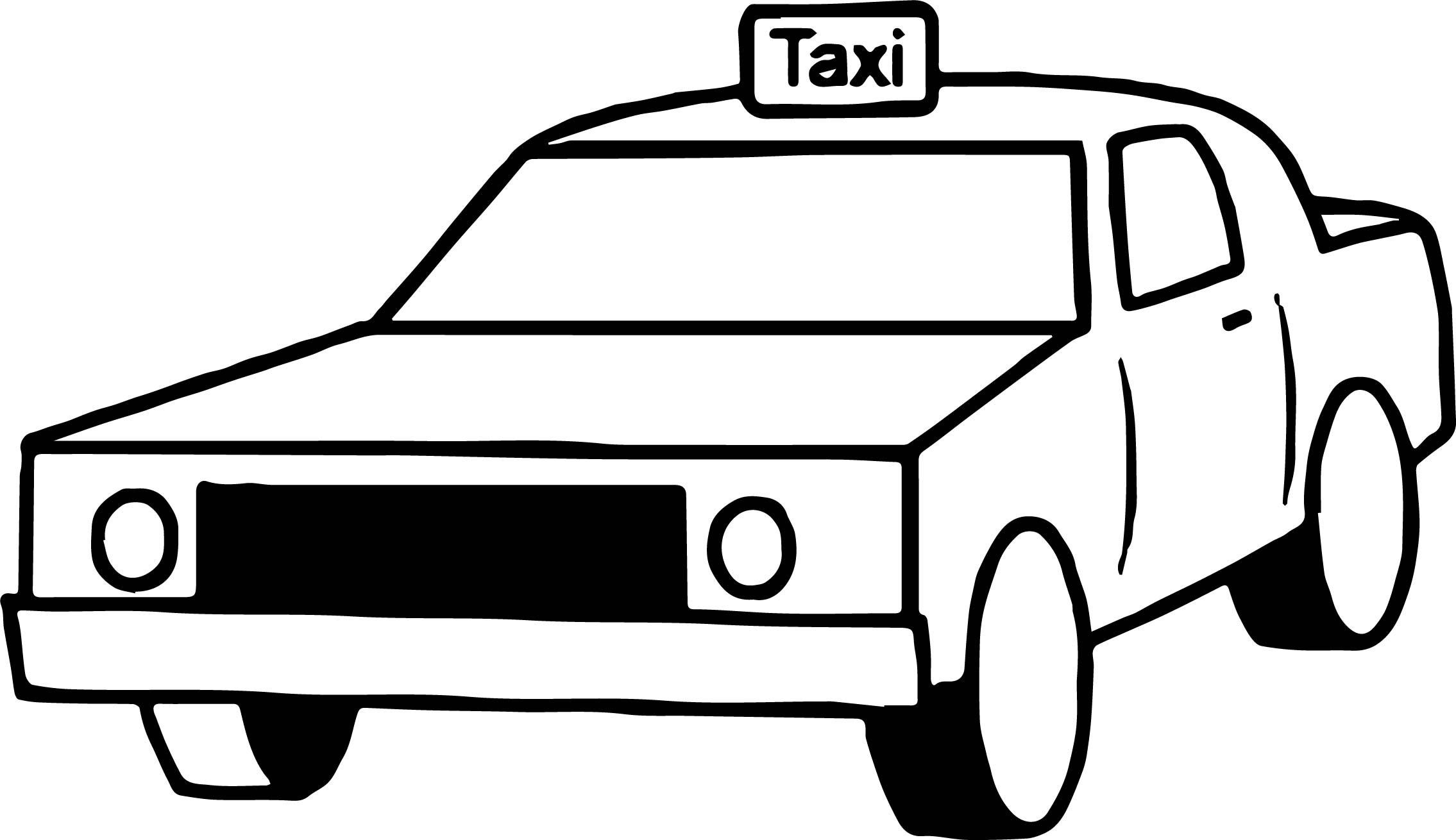 taxi colouring pages taxi sheet coloring pages colouring pages taxi