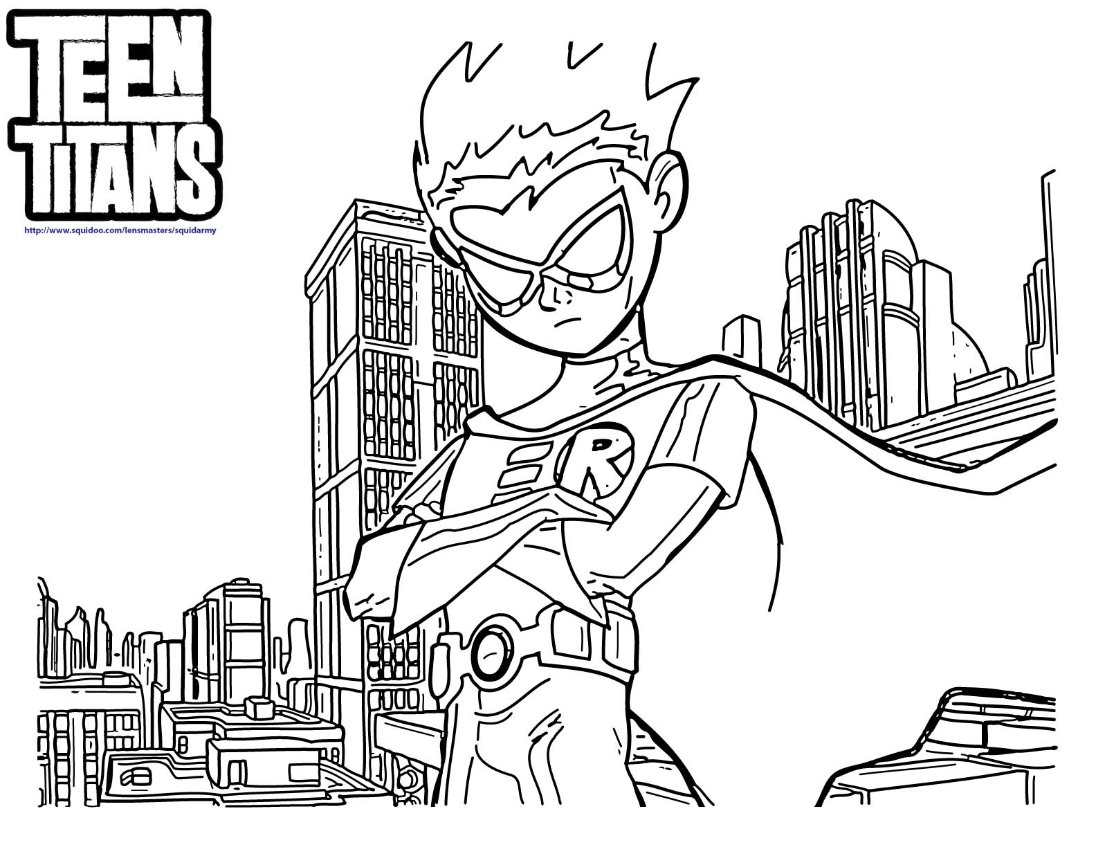 teen titans go color pages froggy goes to school coloring pages color titans teen go pages