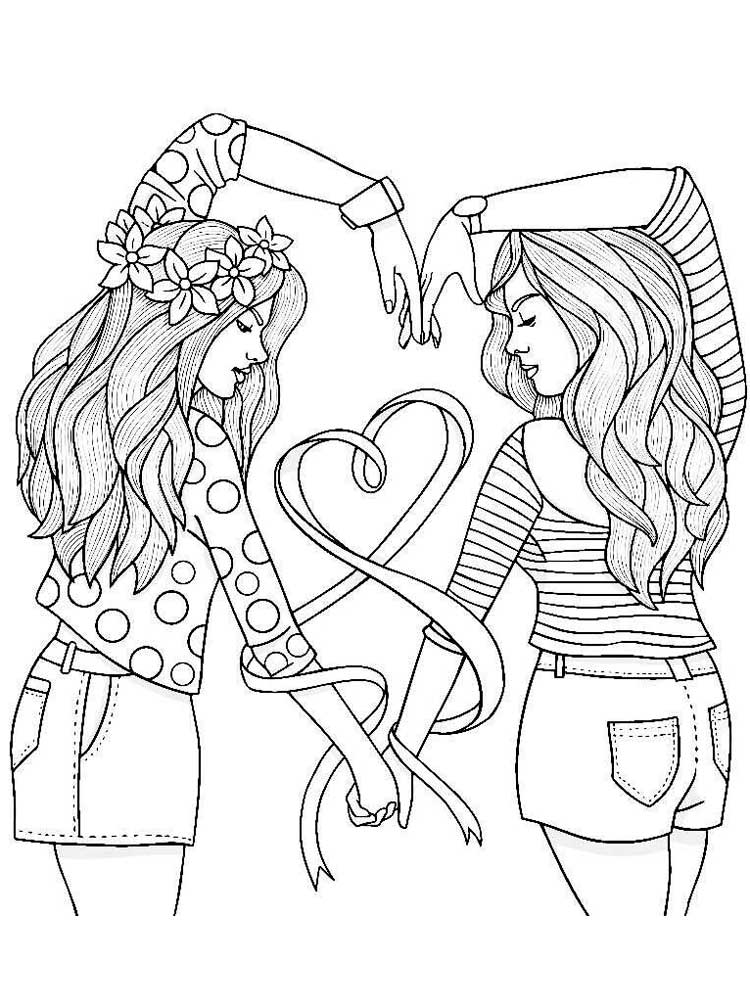 teenage girls coloring pages coloring pages coloring online part captivating coloring coloring teenage girls pages