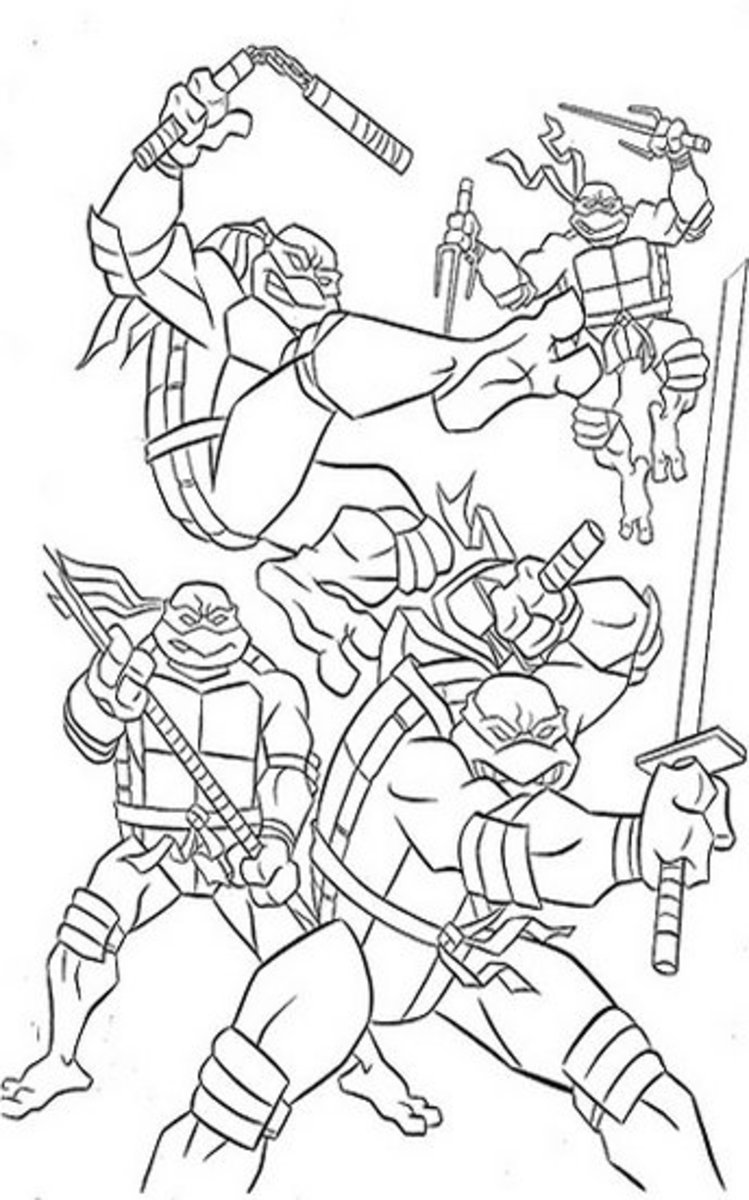 teenage mutant ninja coloring pages get this teenage mutant ninja turtles coloring pages free pages coloring ninja mutant teenage