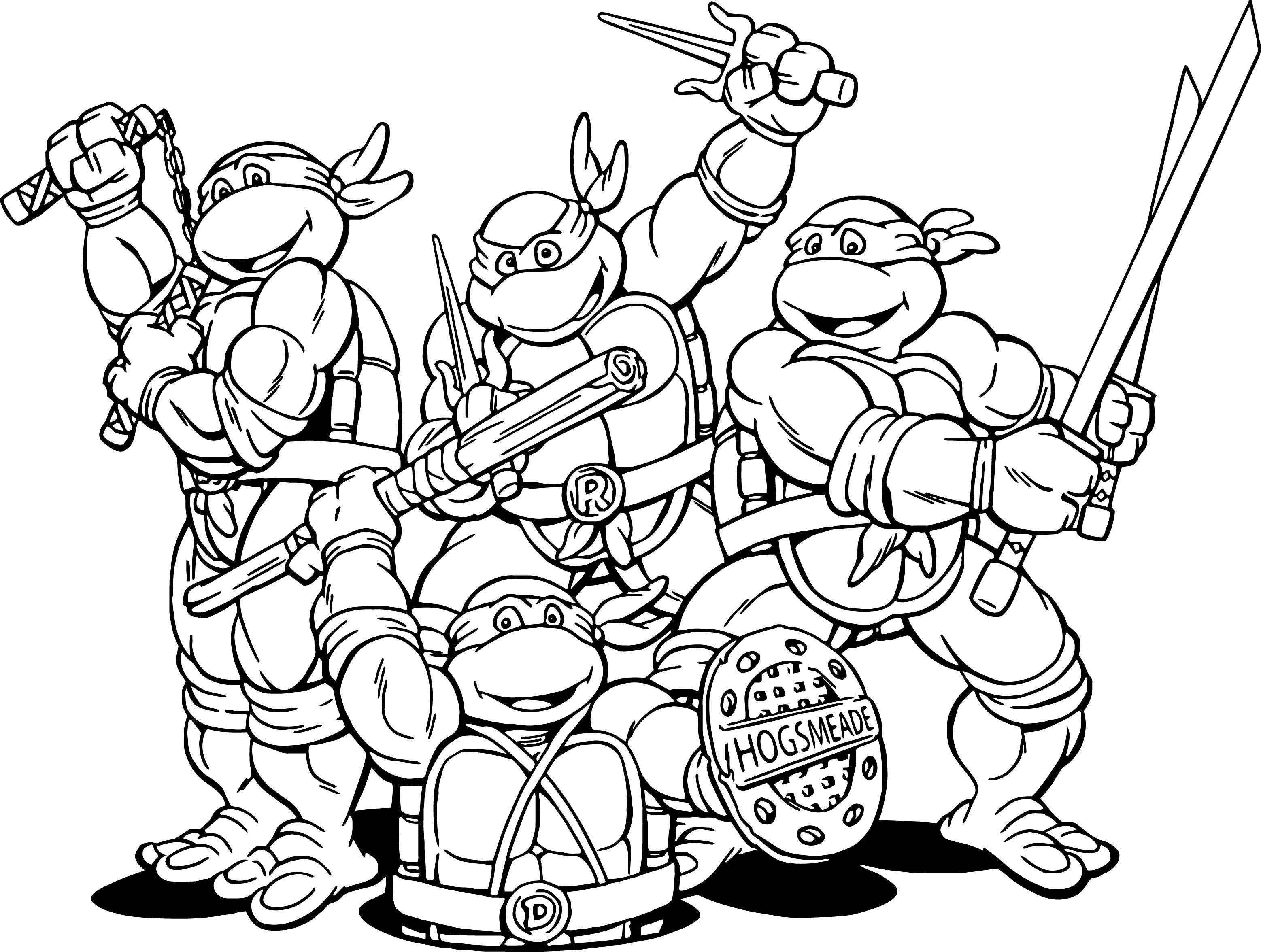 teenage mutant ninja coloring pages print download the attractive ninja coloring pages for ninja pages mutant teenage coloring