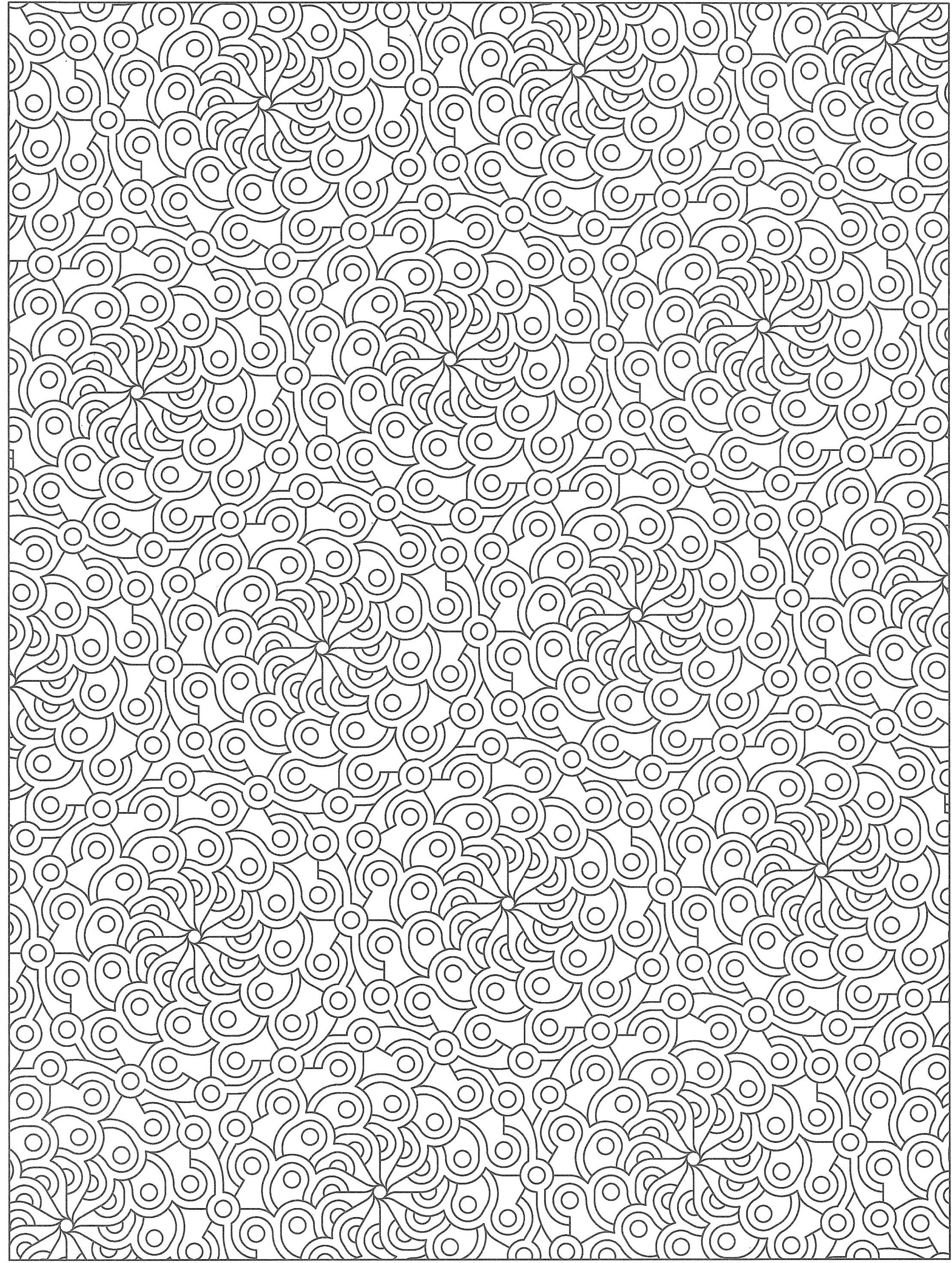 tessellation coloring creative haven tessellations coloring page geometric tessellation coloring