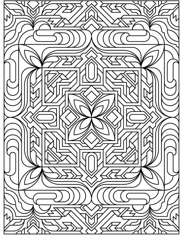 tessellation coloring tessalation coloring pages coloring tessellation