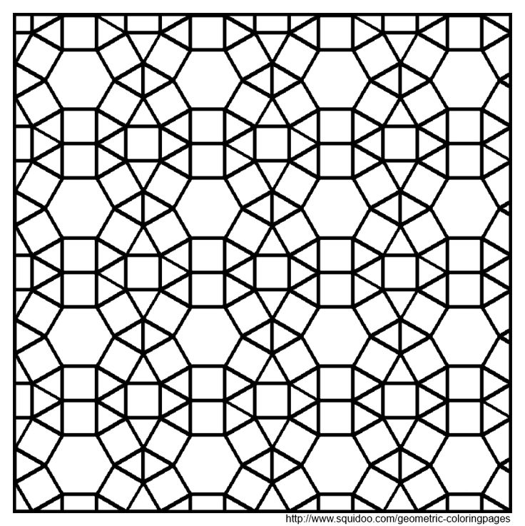 tessellation coloring tessellated coloring geometric coloring pages coloring tessellation coloring