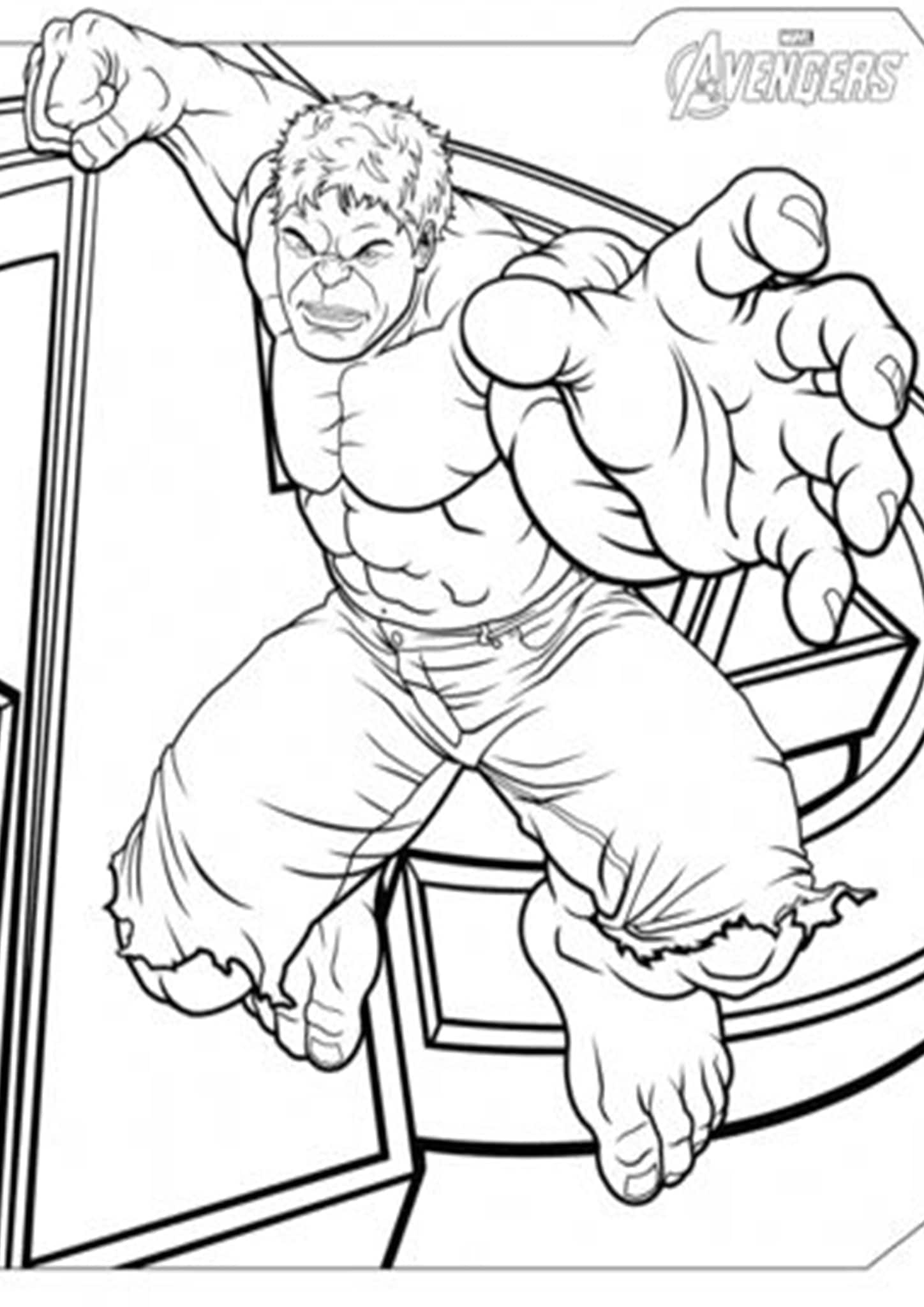 the hulk coloring free printable hulk coloring pages for kids cool2bkids coloring the hulk