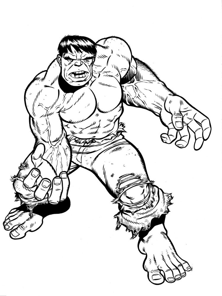 the hulk coloring free printable hulk coloring pages for kids cool2bkids hulk the coloring