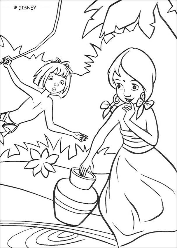 the jungle book coloring pages jungle book coloring pages top 100 images free printable coloring pages jungle book the