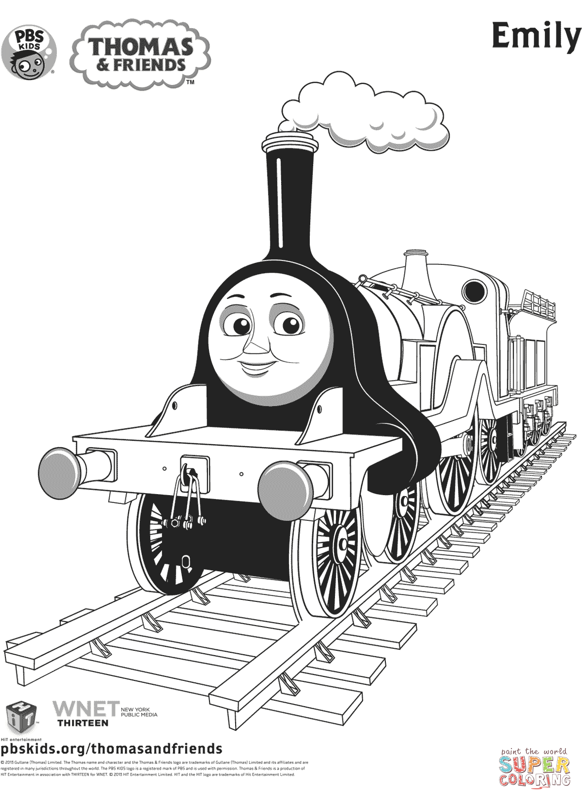 thomas and his friends coloring pages edward from thomas friends coloring page free his friends coloring thomas and pages
