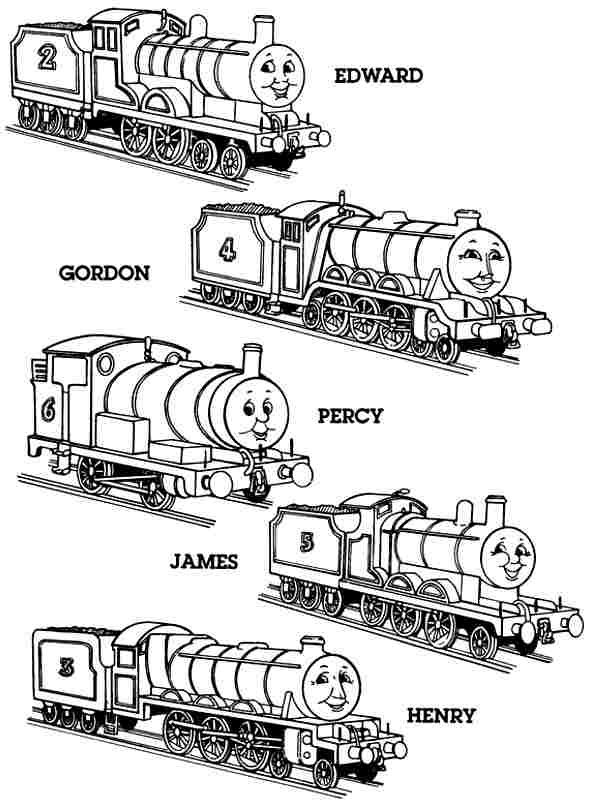 thomas and his friends coloring pages free halloween coloring pages printable pictures to color his pages friends thomas coloring and