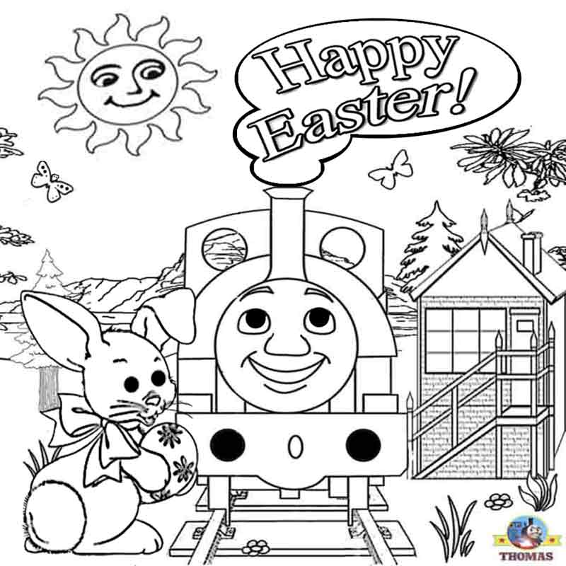 thomas and his friends coloring pages free printable easter worksheets thomas the train coloring pages coloring friends his thomas and