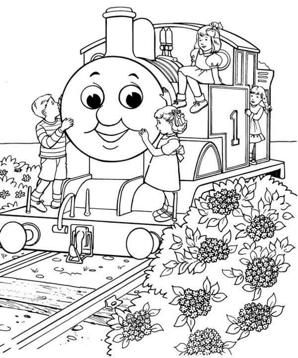 thomas and his friends coloring pages get this printable image of martin luther king jr coloring pages coloring and his thomas friends