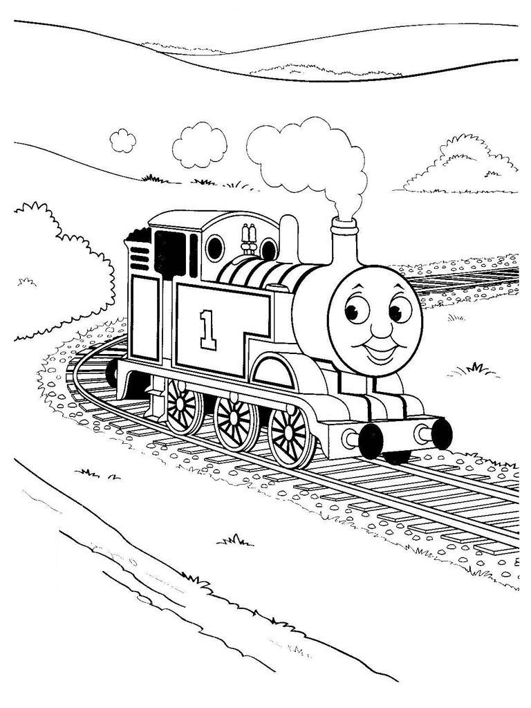 thomas and his friends coloring pages percy from thomas friends coloring page free printable pages coloring friends thomas his and