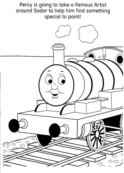 thomas and his friends coloring pages thomas the train coloring page free printable coloring pages thomas pages coloring friends and his