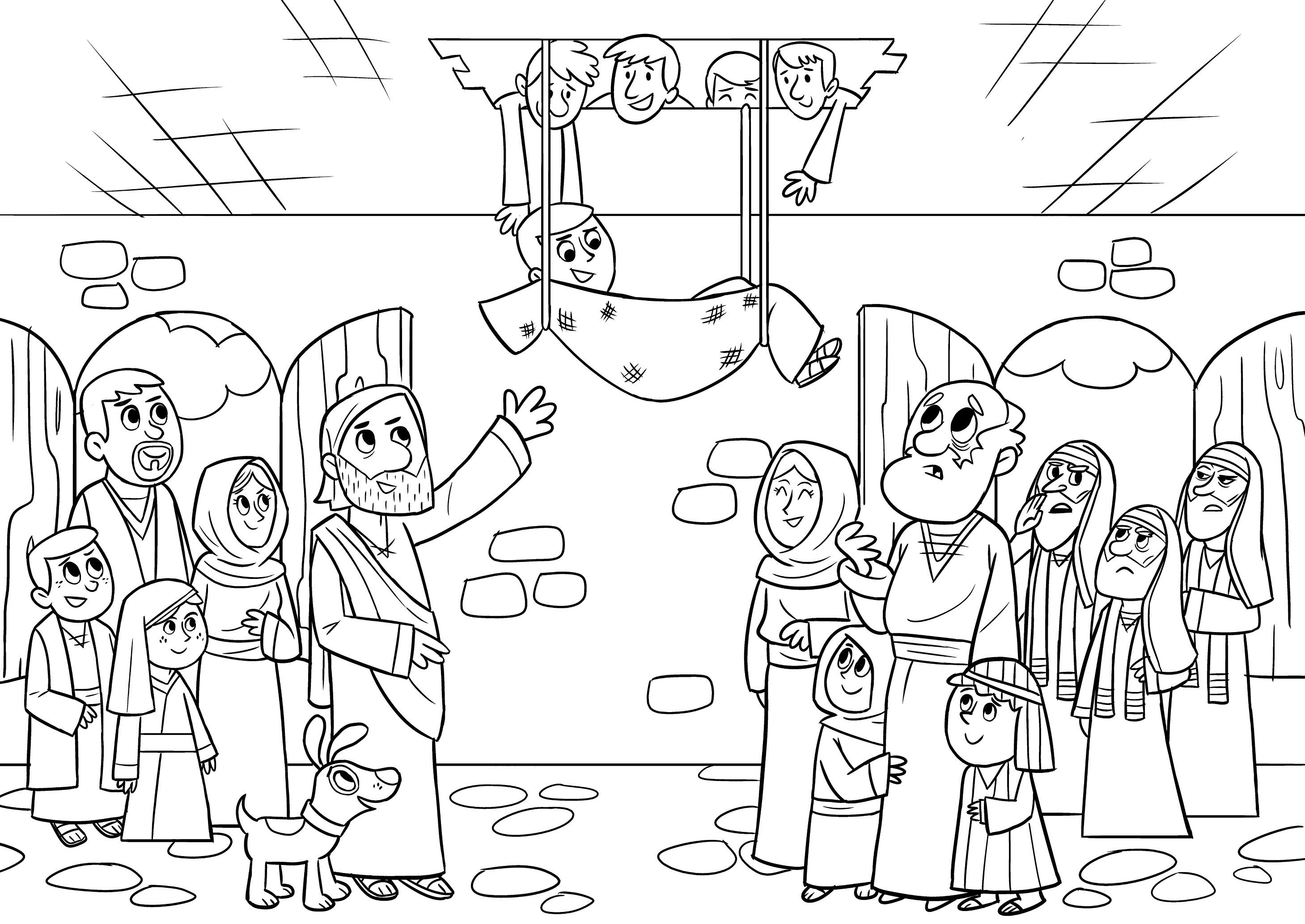 through the bible coloring pages thru the bible coloring pages for ages 4 8 workberdubeat coloring the pages through bible
