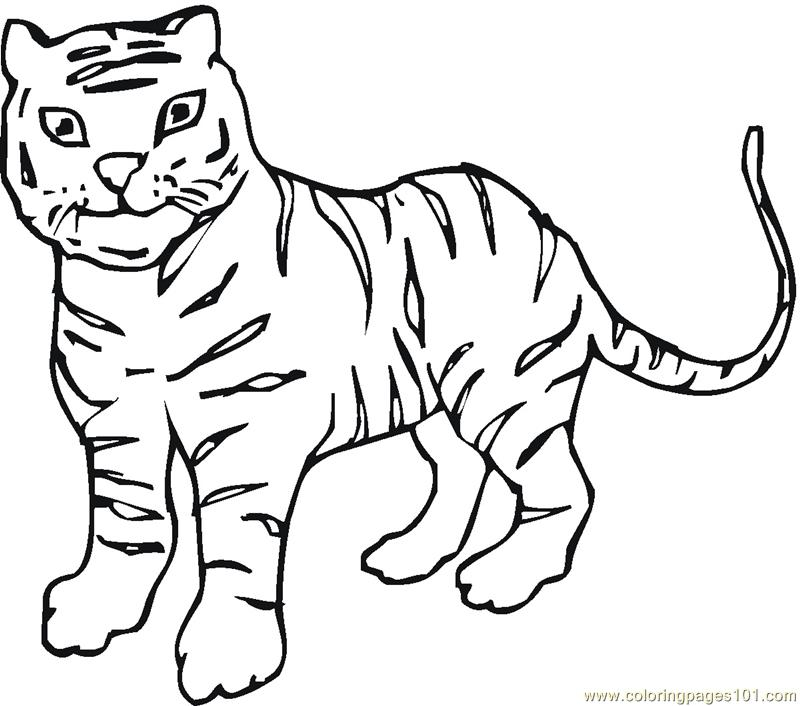 tiger pictures to print free printable coloring pages tiger super duper coloring tiger pictures to print