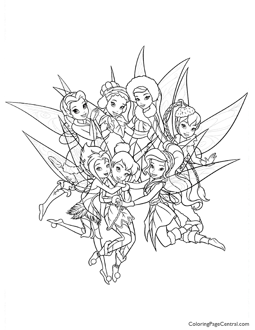 tinkerbell and friends coloring pages tinker bell friends coloring pages coloring pages to friends pages and coloring tinkerbell