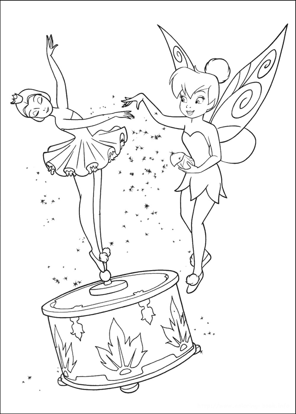 tinkerbell coloring pages free printable coloring pages tinkerbell coloring pages and clip art printable tinkerbell pages coloring free