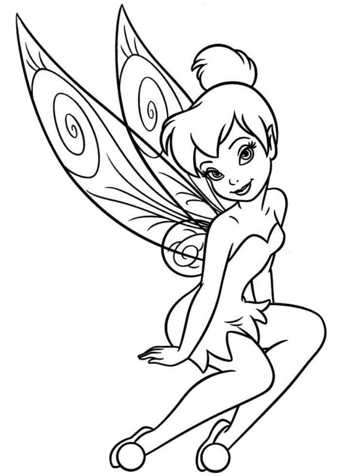 tinkerbell coloring pages free printable tinkerbell and friends coloring pages minister coloring coloring tinkerbell free printable pages