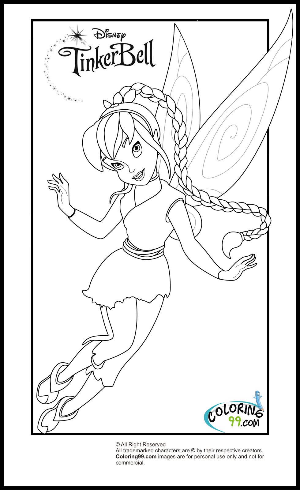 tinkerbell coloring sheets coloring page tinkerbell talking coloring sheets tinkerbell
