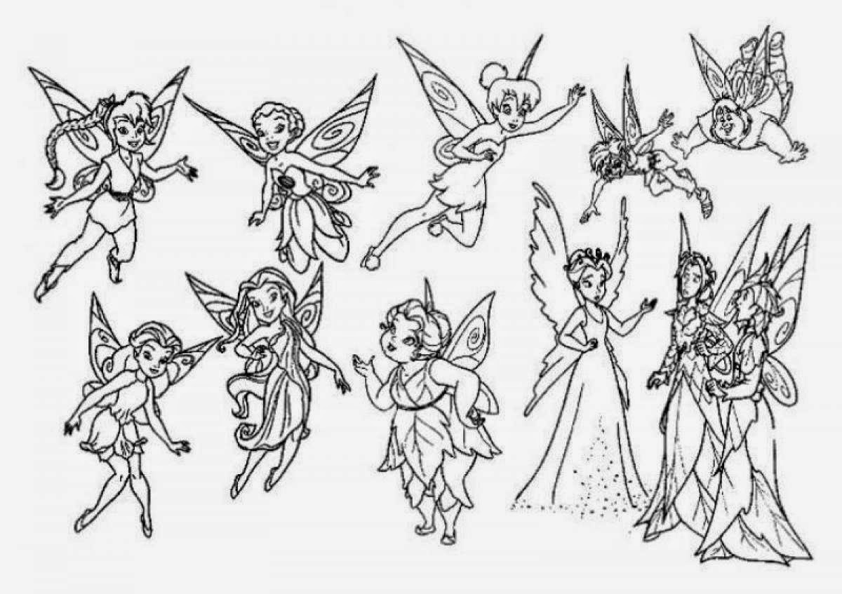 tinkerbell coloring sheets get this free tinkerbell coloring pages 31695 sheets coloring tinkerbell