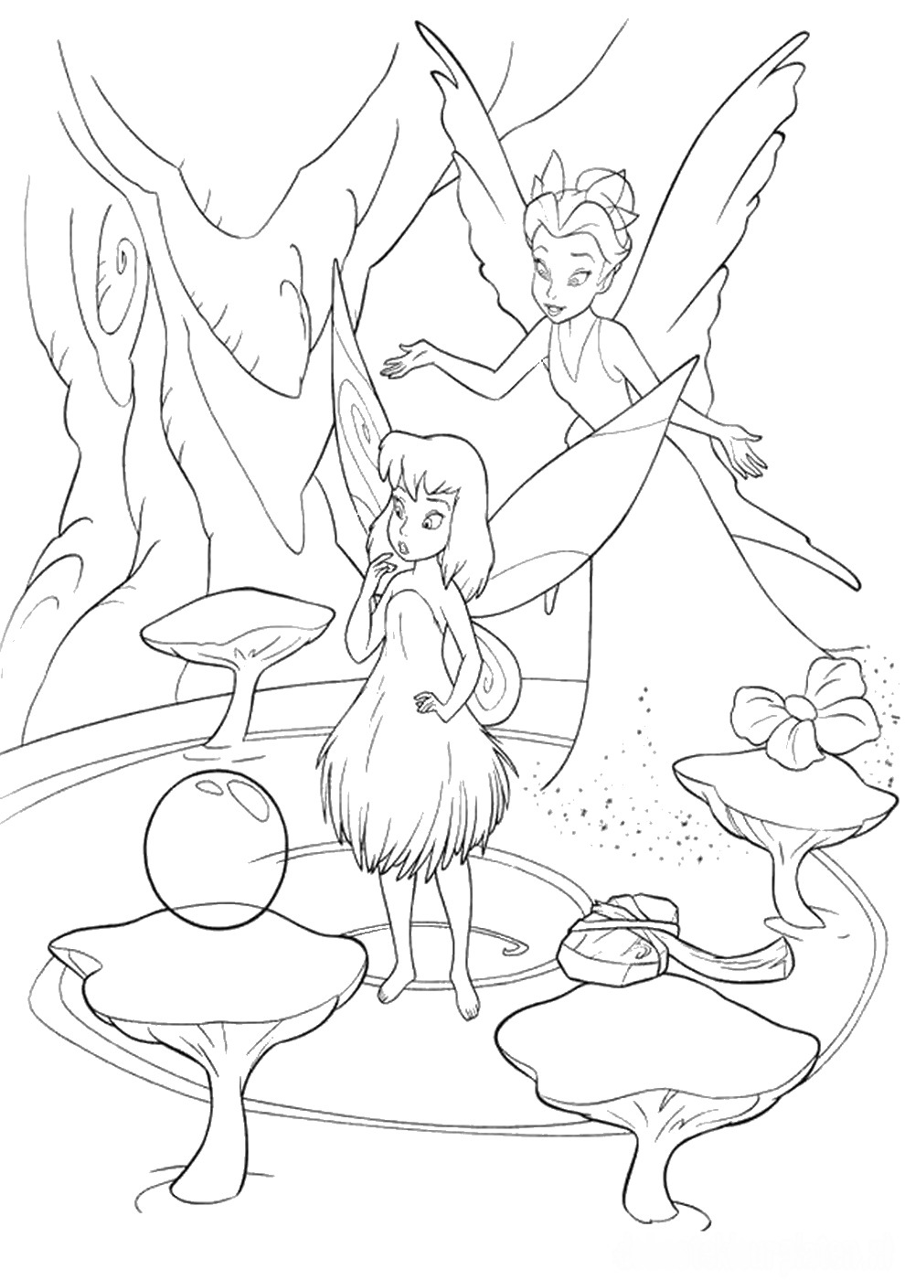 tinkerbell coloring sheets tinkerbell and friends coloring pages team colors tinkerbell sheets coloring